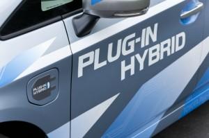 Toyota Pruis Plug-in