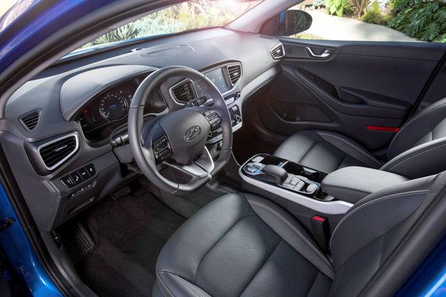 2018 Hyundai Ioniq PHEV