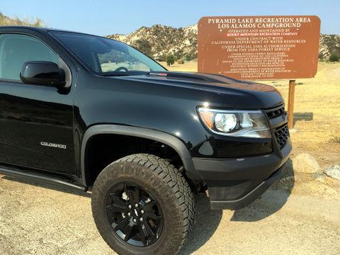 2018 Chevrolet Colorado ZR2 Duiramax Diesel
