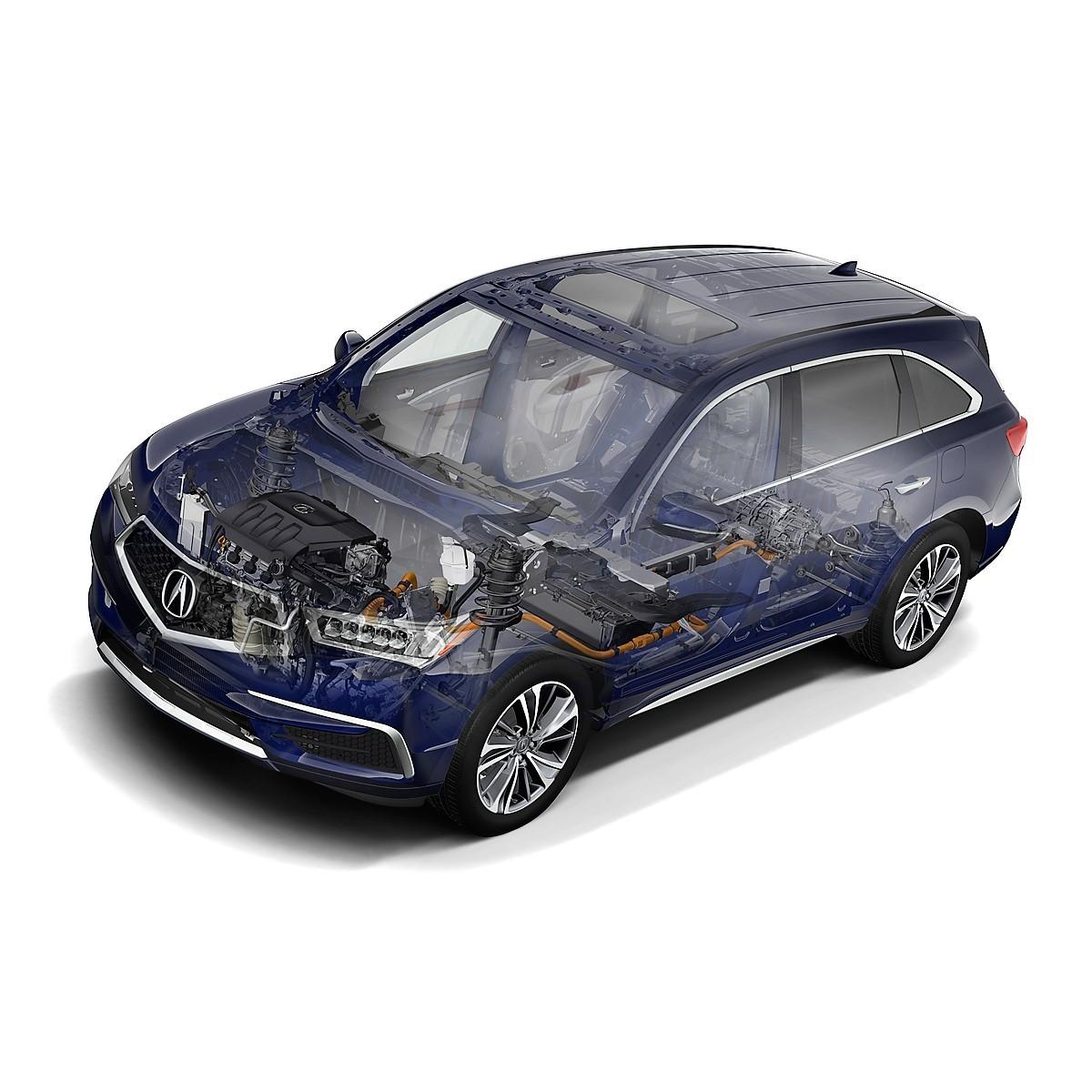 Road Test: 2017 Acura MDX Sport Hybrid