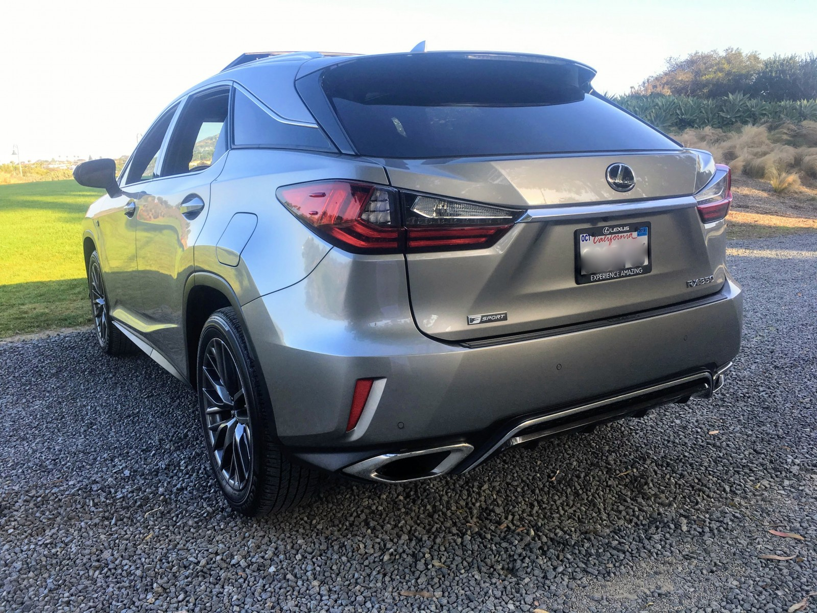 Road Test: 2019 Lexus RX 350 F Sport FWD | Clean Fleet Report