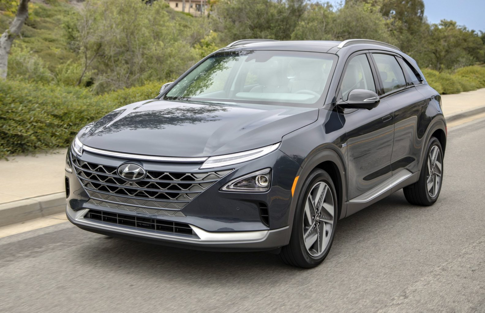 Flash Drive 2020 Hyundai Nexo Fcev Clean Fleet Report