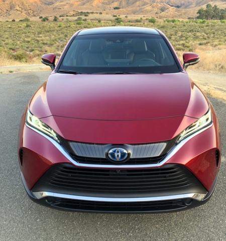 2021 Toyota Venza Hybrid AWD