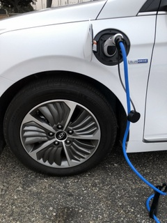 EV charging; EV maintenance issues, tires