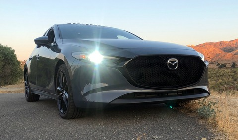 2020 Mazda3 Hatchback AWD