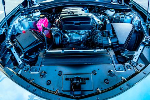 2021 Chevrolet Camaro Convertible