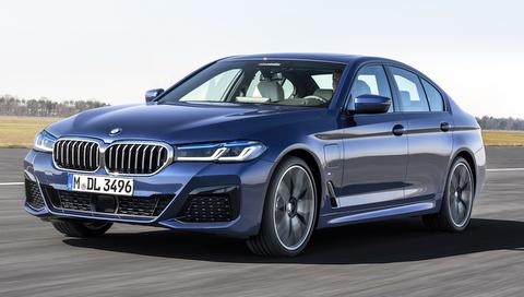 2021 BMW 530e PHEV