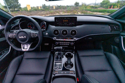 2021 Kia Stinger GT-Line RWD