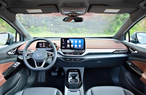 2021 Volkswagen ID4 AWD EV